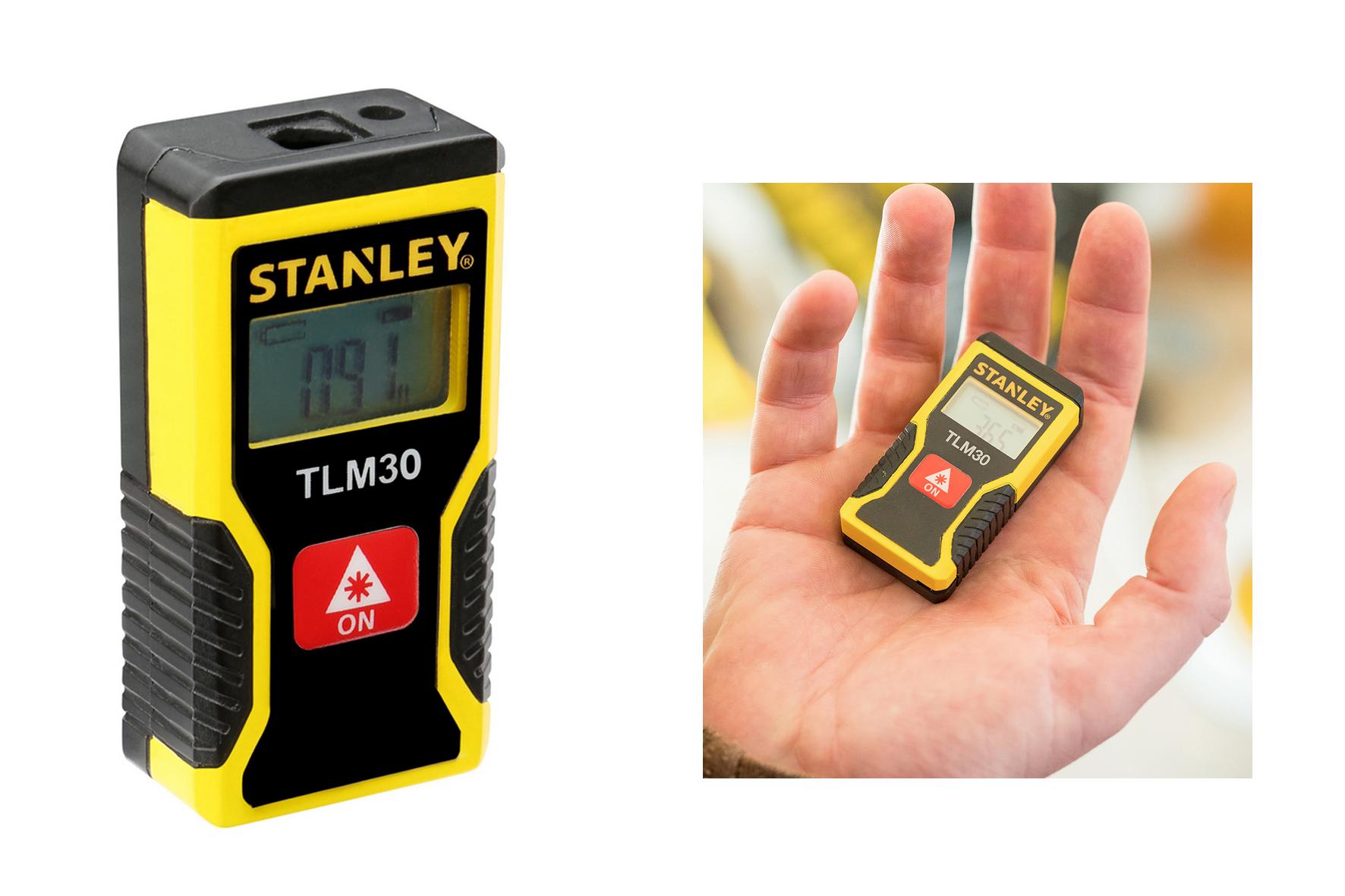 metre laser poche stanley