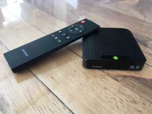 Android box TV