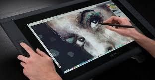 tablette graphique + dessin
