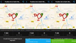 charger des traces GPS