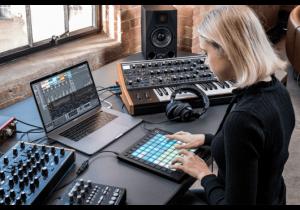 mixage + launchpad